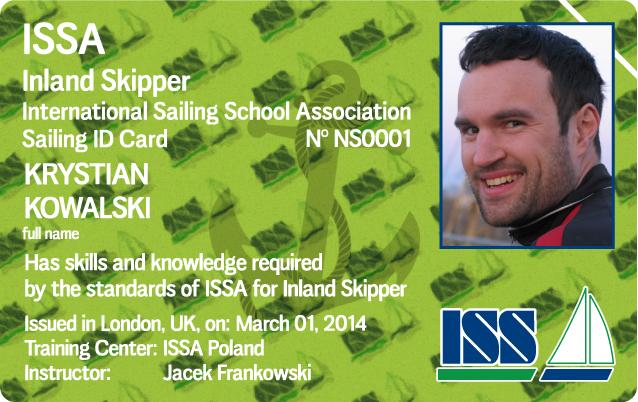 issa Inland Skipper