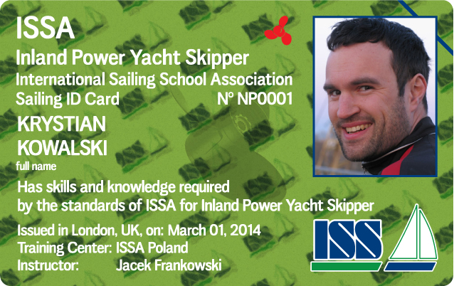 Inland Power Yacht Skipper
