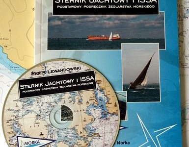 Sternik Jachtowy i ISSA – Piotr Lewandowski