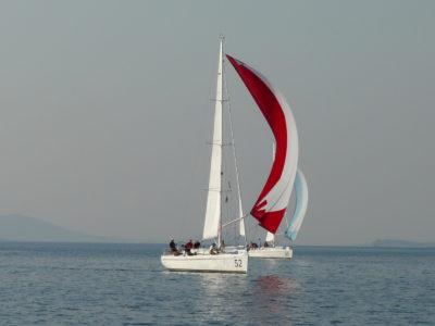 Festiwal żagli ISSA w Mrągowie 2 lipca