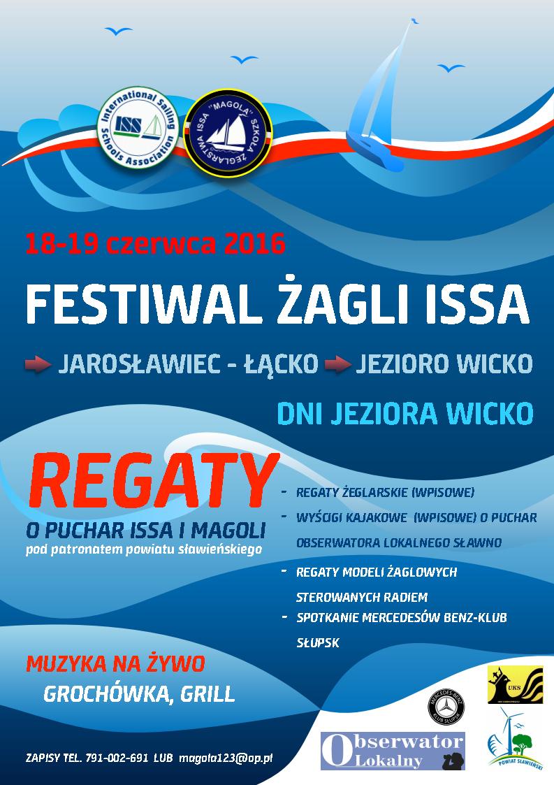 Plakat Festiwal Zagli Jaroslawiec