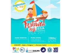 Festiwal Żagli ISSA 13 – 14 maja 2017r. Piła