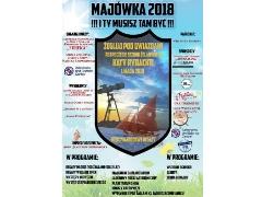 Festiwal Żagli Kąty Rybackie – 1 maja 2018