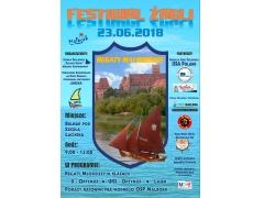 Festiwal Żagli  Malbork – 23 czerwca 2018
