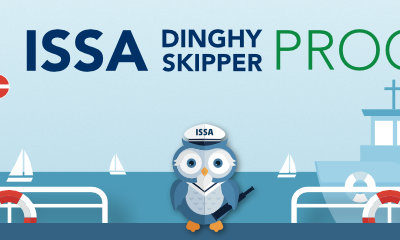 ISSA Dinghy Skipper