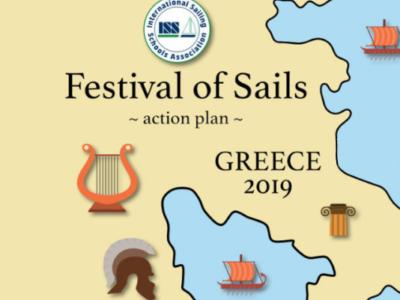 Festiwal Żagli Ateny – Grecja – 5-12 październik 2019