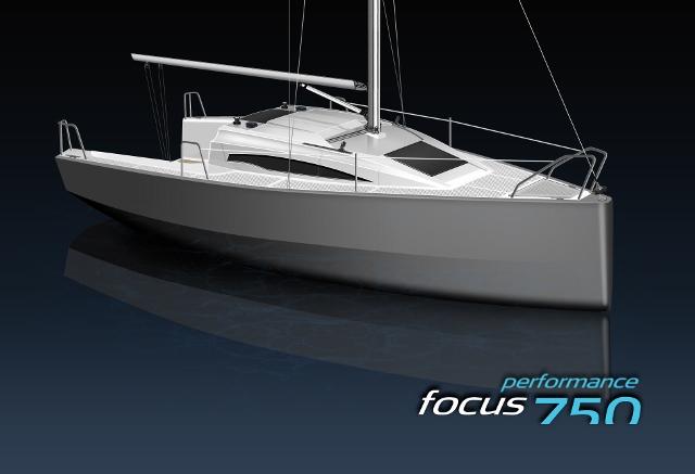 Kadłub z kantem – nowa tendencja przy projektowaniu jachtów