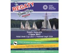 Festiwal Żagli ISSA 1 – 2 lipca 2017r. Mrągowo
