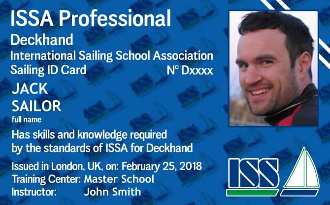 Profesjonalne licencje ISSA