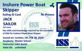 Inshore Power Boat Skipper