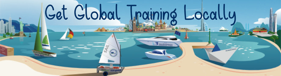 Get Global Training Locally