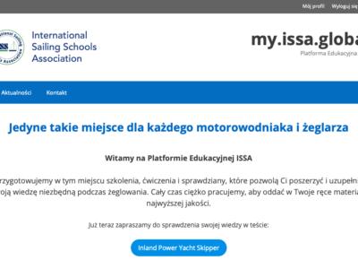 Startuje Platforma Edukacyjna ISSA